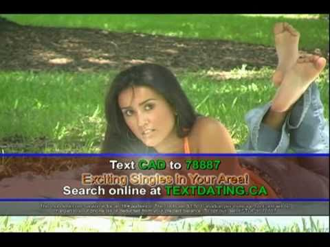 Text Dating Commercial for Canada from YouTube · Duration:  1 minutes 10 seconds