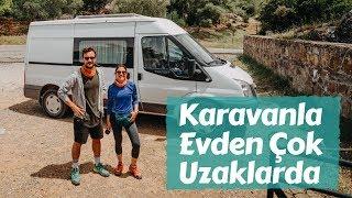 Bir Cesaret Evden Çok Uzaklara, İspanya Endülüs - Trail of Us Van Life - Avrupa 7. Bölüm