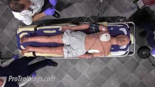 Bradycardia Teaching (ACLS Algorithms)