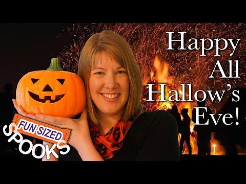 Halloween: A Spooky History