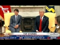 Download FNN: President Trump welcomes Justin Trudeau to White House, tax reform rally push