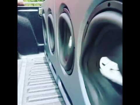 Bassssss  afterglow trini bass