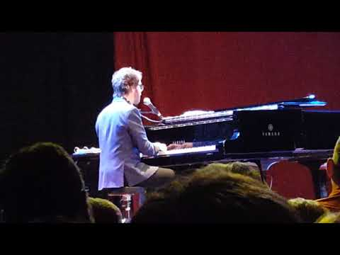 BEN FOLDS Silver Street LIVE 9/15/17 Dallas House of Blues