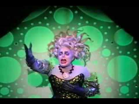The Little Mermaid Pre-Broadway Part 13