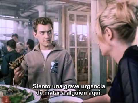 eXistenZ (1999) Trailer. Subtitulado al español. la ciencia ficción de fines de los ´90