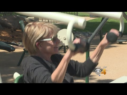 Park Helps Colorado Seniors Stay Fit
