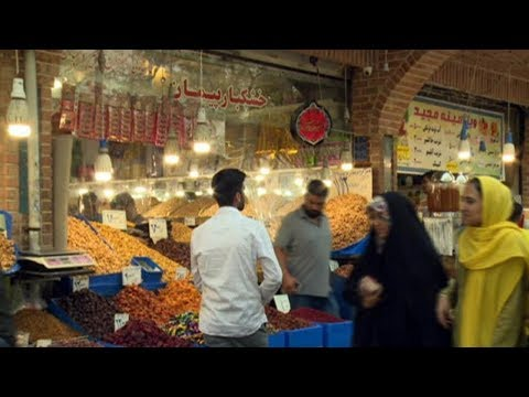 US Sanctions Take Economic Toll On Lives Of Iranians