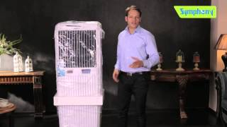 SYMPHONY STORM 100i Residential Air Coolers with i-Pure technology