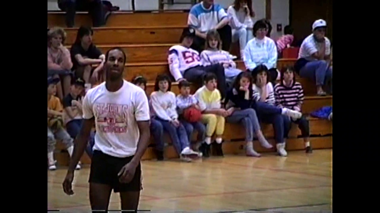 PBA Tourney Slam Dunk Contest  3-27-87