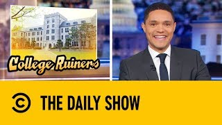 The Great College Bribery Scam | The Daily Show with Trevor Noah