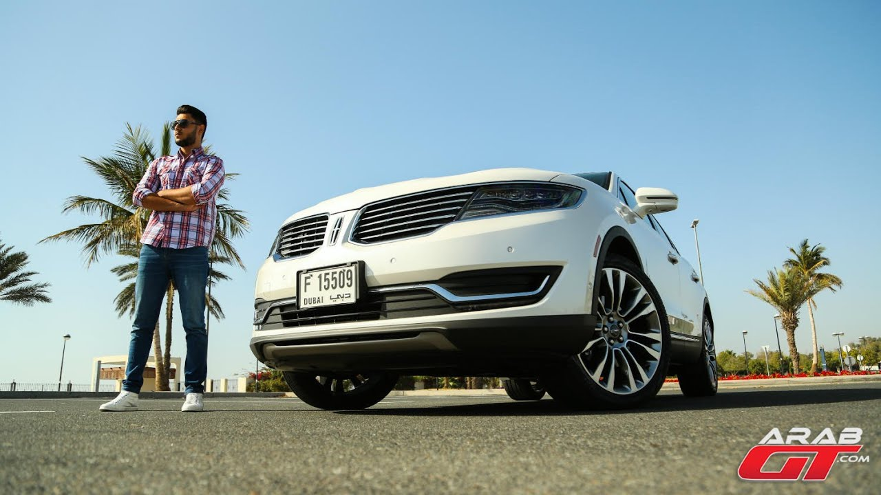 Lincoln MKX  2016 لينكولن ام كيه اكس