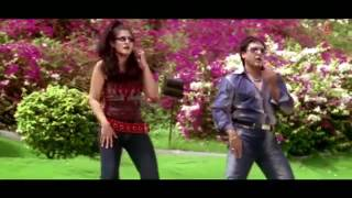 akkh jo tujhse lad gayi re full video song   akhiyon se goli maare   govinda  raveena tondon