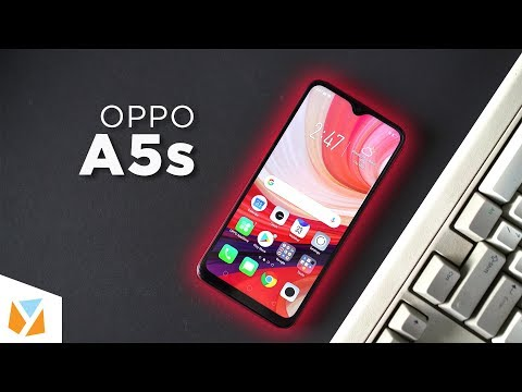 OPPO A5s Unboxing, Hands-On