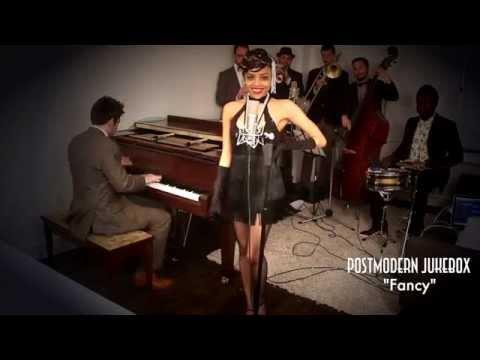 Fancy - Vintage 1920s Flapper - Style Iggy Azalea Cover ft. Ashley Stroud