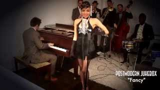 Repeat youtube video Fancy - Vintage 1920s Flapper - Style Iggy Azalea Cover ft. Ashley Stroud