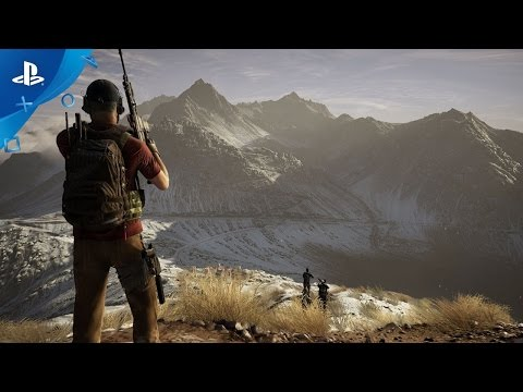 Tom Clancy's Ghost Recon Wildlands - Peruvian Connection Mission Trailer   PS4