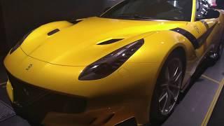 The Ferrari Museum in Maranello El museu Ferrari