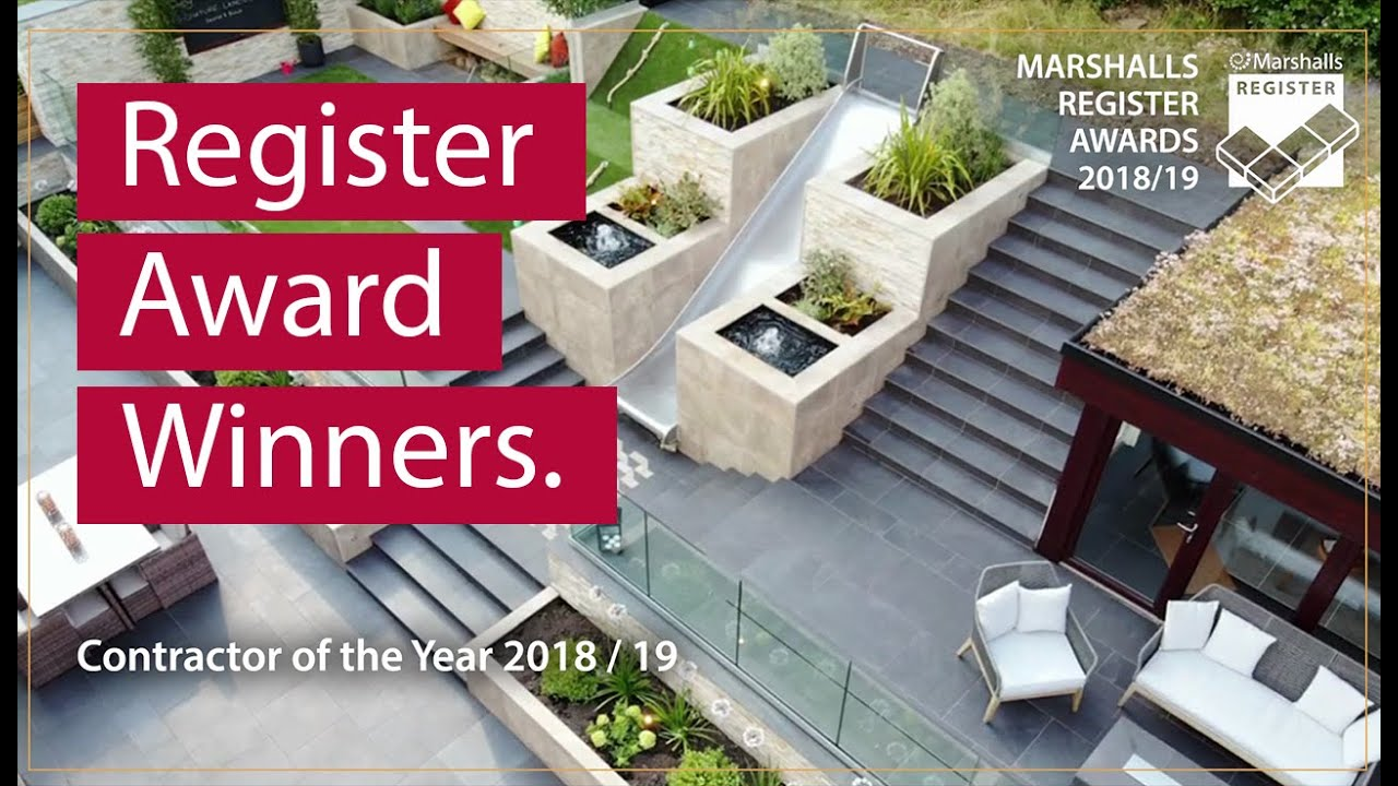 Garden Inspiration: Marshalls Register Award Winners (2019)