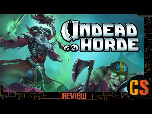 UNDEAD HORDE - PS4 REVIEW