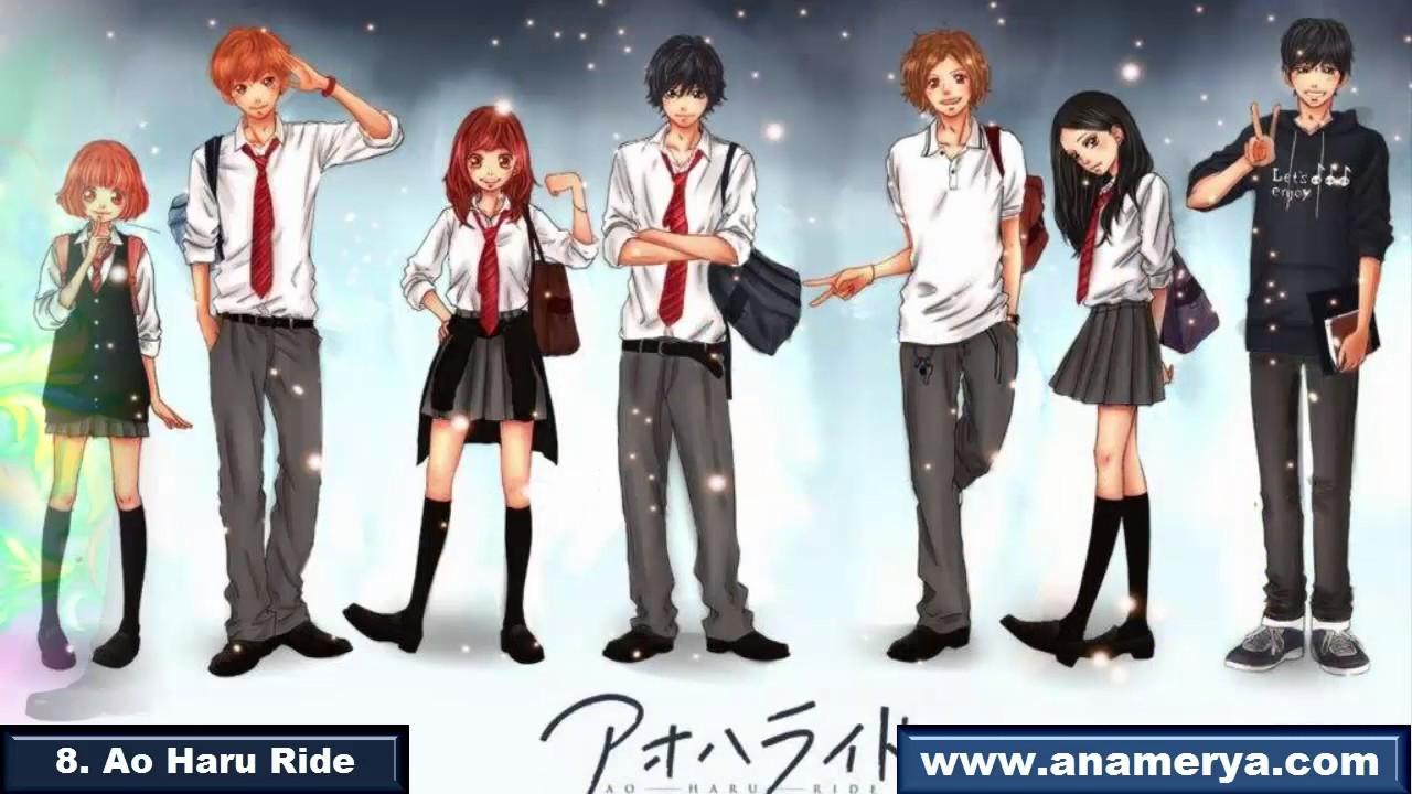 20 Anime Romantis Terbaik Dan Terpopuler Wajib Tonton