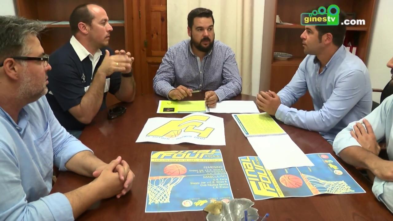 Gines acoge este fin de semana la final a 4 provincial preminibasket
