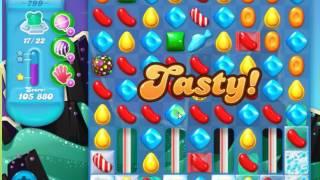 Nasıl oyun oynanır  Candy Crush Soda Saga Level 799
