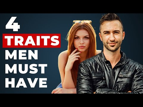 What Women Find Attractive in a Man | 4 Traits Women Find Irresistibly Attractive In A Man