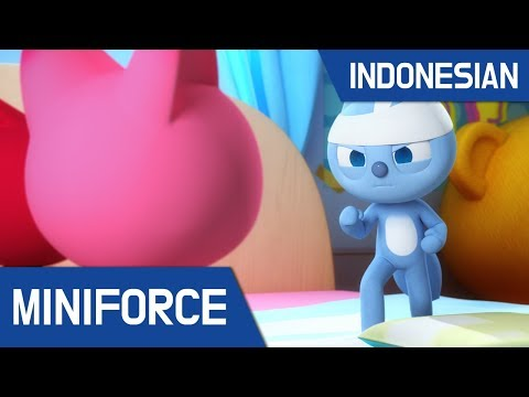 [Indonesian dub.] MiniForce S1 EP 24 : MiniForce Hitam 2