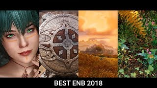 Skyrim - Top 10 Best ENB - 2018 Comparison