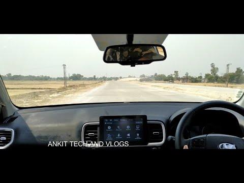First Test Drive of Hyundai Venue in India | Hyundai Venue SX(O) | Review of Hundai Venue