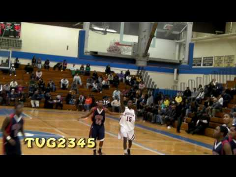 6-7 junior Dorian Finney-Smith @ 3rd Annual Ronald Curry Christmas Classic