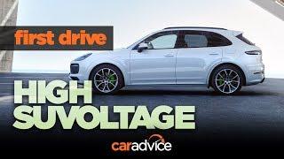 2018 Porsche Cayenne e-Hybrid review: First drive