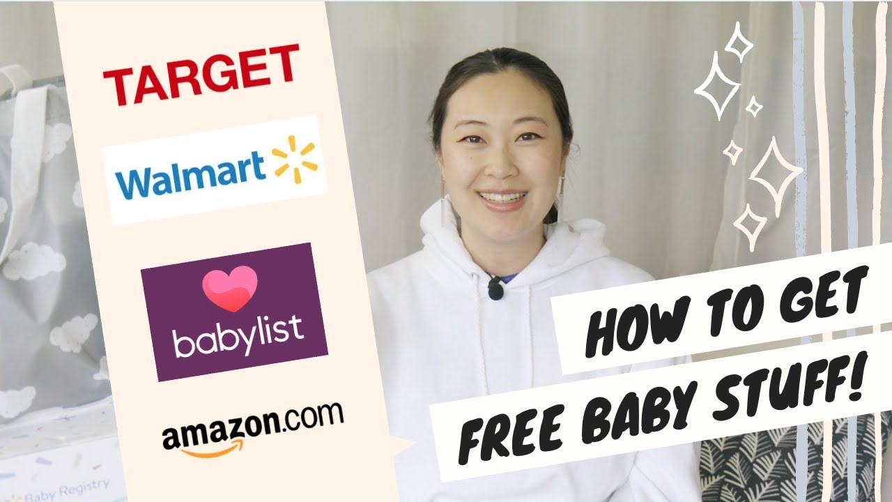 How to Get Free Baby Stuff 2020   Baby Registry Gift Bags ...
