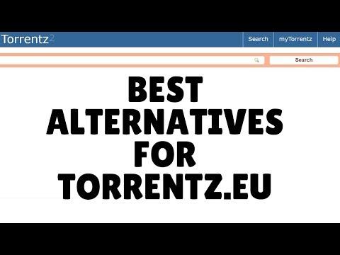 Torrent is shut down,Best alternatives for torrentz.eu 2016 ✓