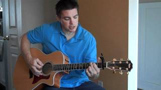 """How to Play """"Glorious Day"""" - Casting Crowns (Matt McCoy)"""