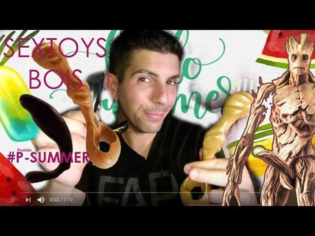DES SEXTOYS EN BOIS ! c'est MADE IN FRANCE par IDEE DU DESIR (Prostate summer)