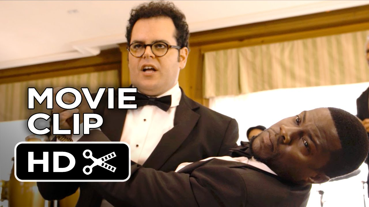 the wedding ringer movie clip - wedding dance (2015) - kevin hart