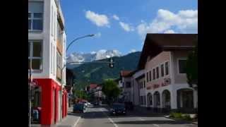 видео Гармиш-Партенкирхен (Garmisch-Partenkirchen) - горнолыжный курорт. Гармиш-Партенкирхен: отзывы туристов
