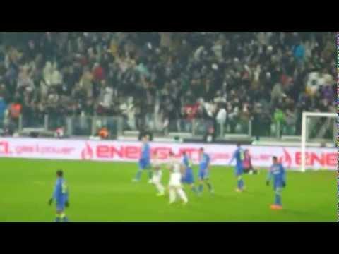 Juventus 4-0 Udinese Paul Pogba Goal (AMAZING ANGLE)