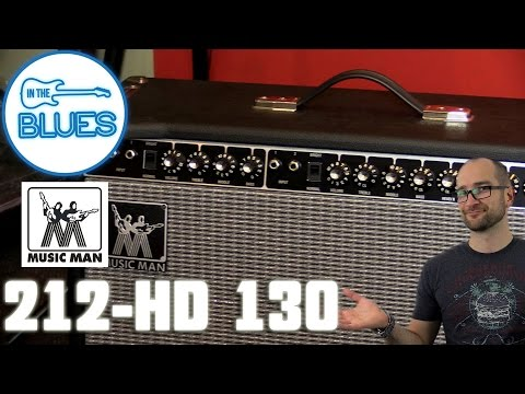 Music-Man 212HD One Thirty 130 2x12 Combo Amplifier (Telecaster)