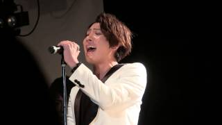 20130224 Shin Minchul Live 2nd 6 Forever with you