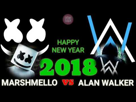 MARSHMELLO VS ALAN WALKER SPESIAL TAHUN BARU 2018