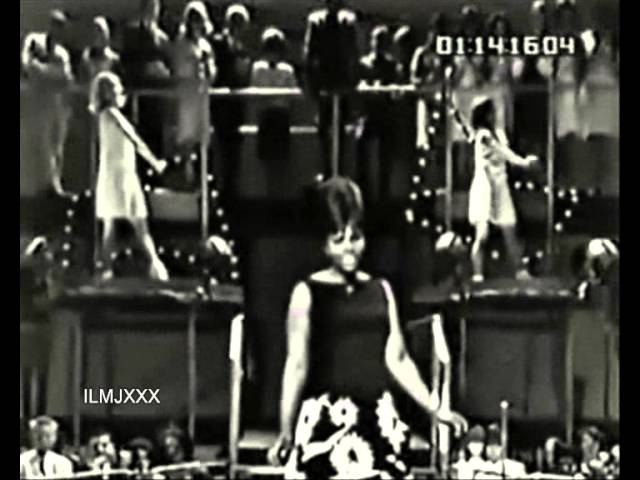 DEE DEE WARWICK - I WANT TO BE WITH YOU (SHIVAREE VIDEO FOOTAGE)
