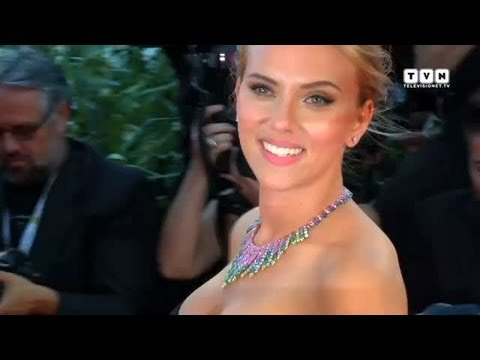 The 70th Venice Film Festival - Scarlett Johansson's red carpet