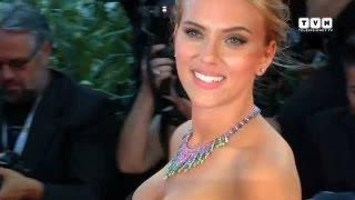The 70th Venice Film Festival - Scarlett Johansson's red carpet
