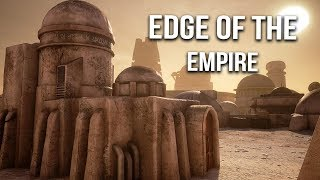 Star Wars - Edge of the Empire RPG Ep3 (Cantina Fire Fight)