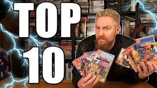 TOP 10 NINTENDO SWITCH GAMES - Happy Console Gamer