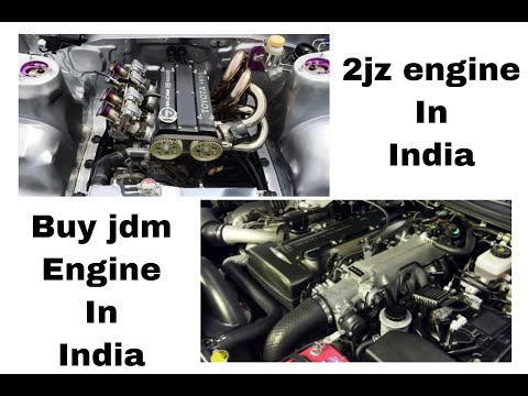Finding JDM Engines in India   You can buy JDM engines in India if you watch this video