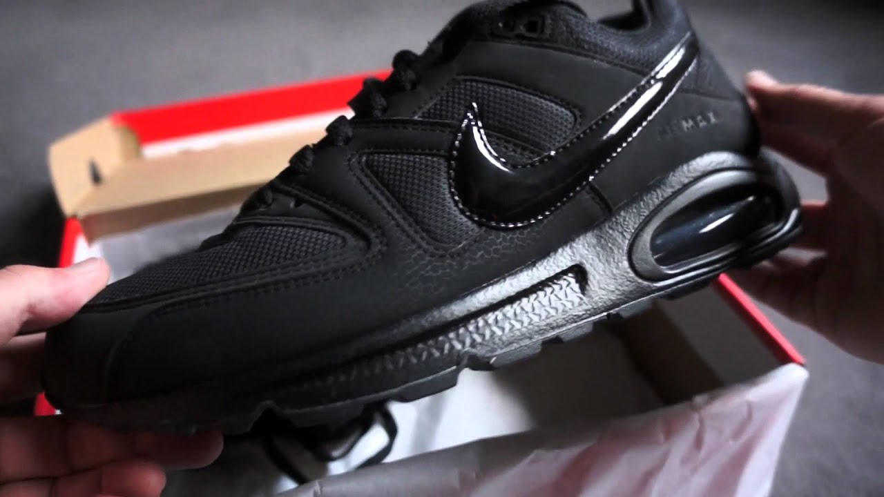 Air Max 2015 Triple Black