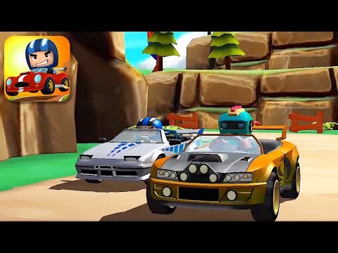 Revheads Rally - Gameplay Trailer (iOS)